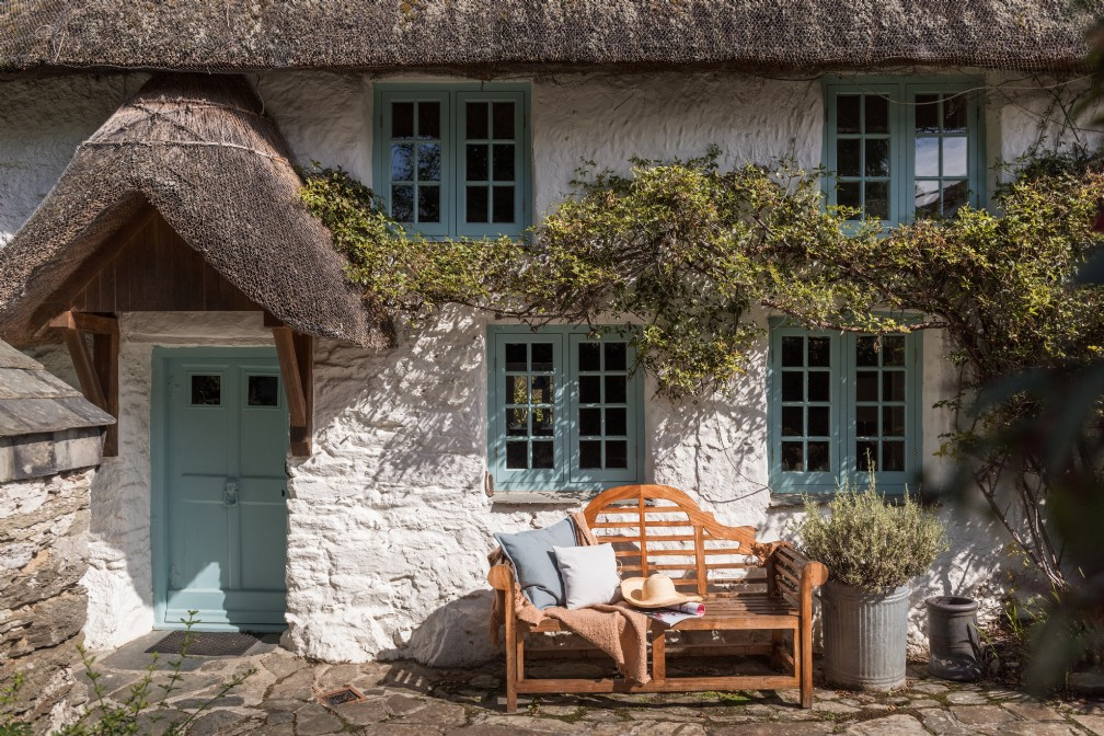 Under the Rose | Luxury Self-Catering Cottage | Crantock, Cornwall