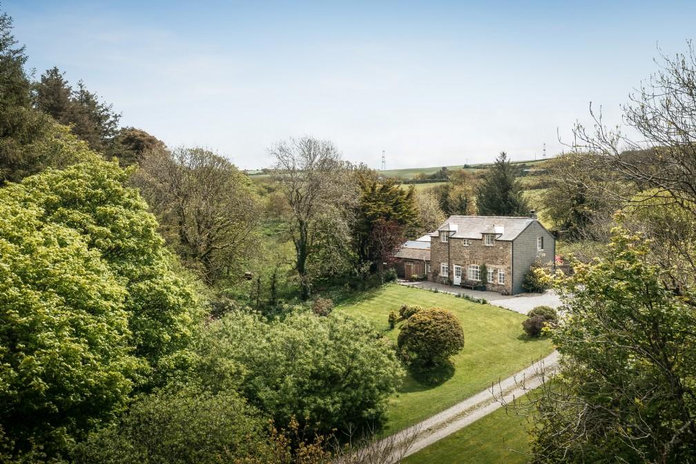 Valency Wood | Luxury Self-Catering | Boscastle, North Cornwall