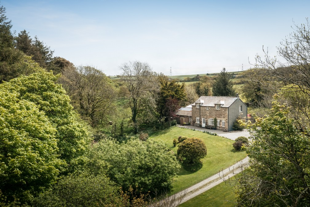 Valency Wood | Luxury Self-Catering | Boscastle, North Cornwall