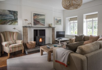 Luxury self-catering, dog-friendly home in Boscastle
