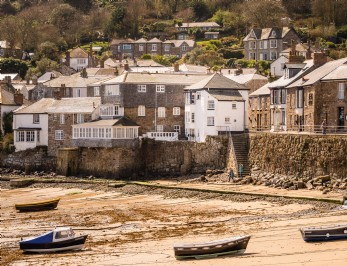 Luxury self-catering in Mousehole, West Cornwall