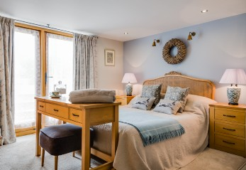 Luxury self-catering cottage Marhamchurch, Cornwall
