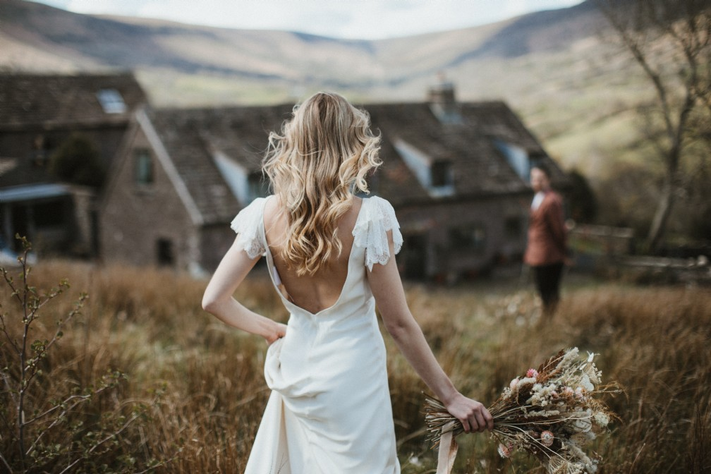 Charity Farmhouse | Elopement Wedding Venue | Black Mountains