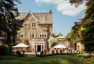 Tie the knot at Florin, an exclusive country manor house in Wales