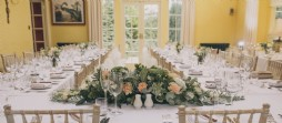 Country Manor House Weddings near the coast in New Quay, West Wales