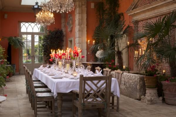 Castle Combe Garden Wedding Venue in the Cotswolds