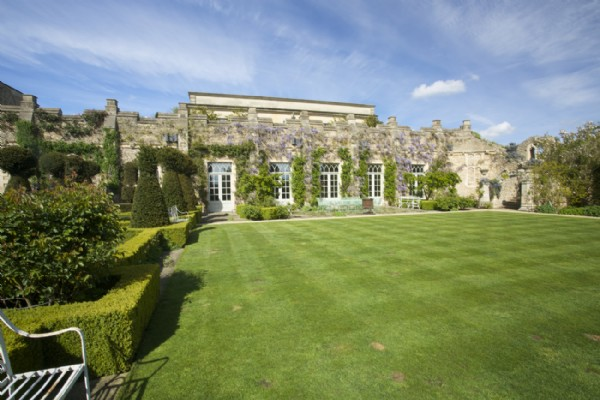 The Lawn Can Be Used For Celebratory Drinks And Garden