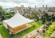 Weddings at The Lost Orangery near Castle Combe