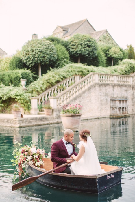 Spectacular Garden Wedding Venue In Wiltshire