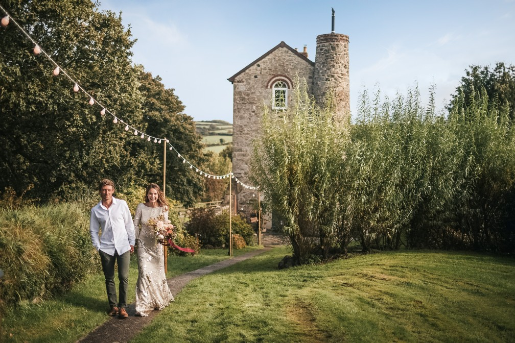 Stack House | Engine House Wedding Venue | Cornwall