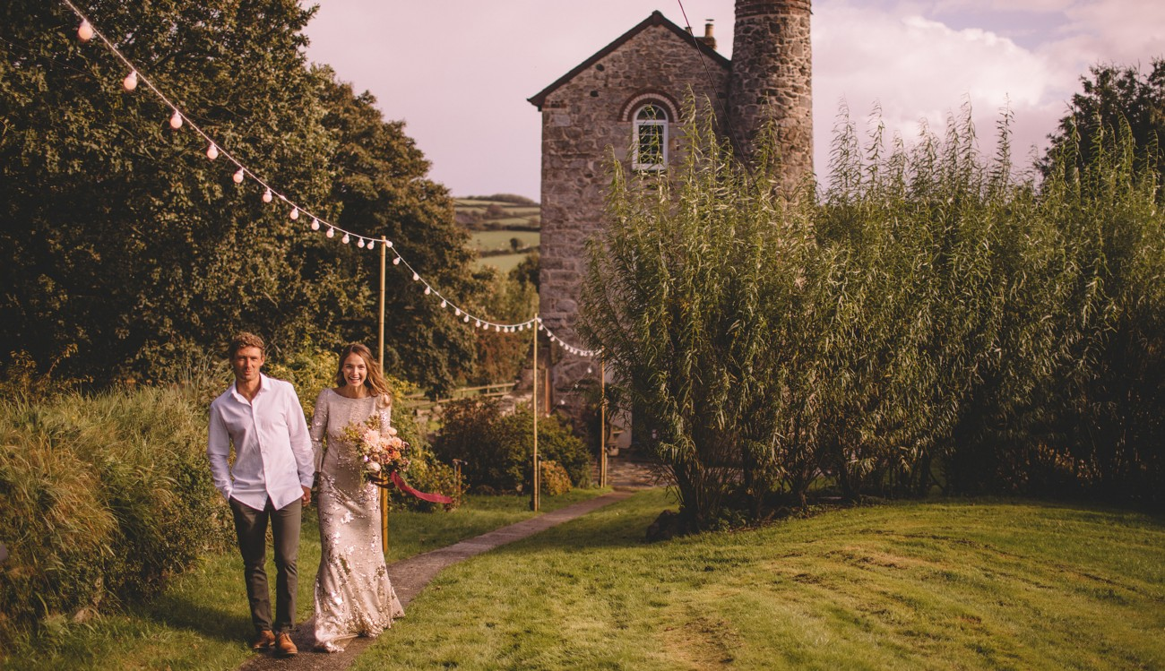 Weddings at The Stack | Unique Wedding Venue | Cornwall