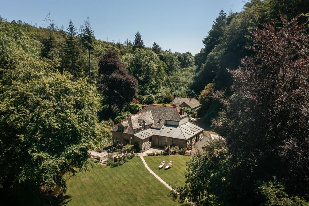 Wildwood Holt | Luxury Self-Catering Cottage | Helford, Cornwall