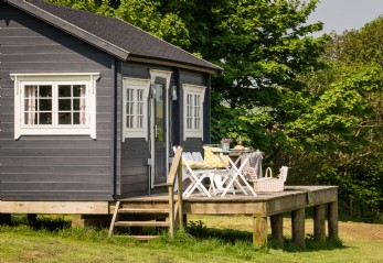 Luxury self-catering holiday home Fowey, Cornwall