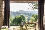 Fling open the barn doors to savour the rolling countryside views
