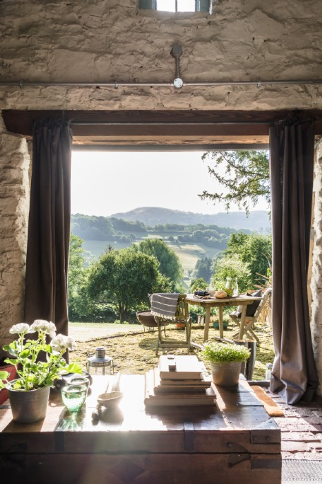Wishbone Luxury Self Catering Rustic Hideaway Malvern
