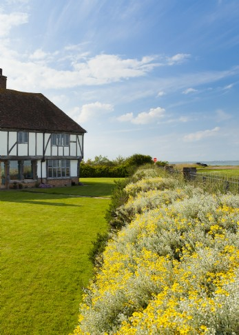 Luxury self-catering family home in Sandwich Bay, Kent