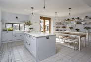 Luxury self-catering kitchen, perfect for cooking a celebratory roast
