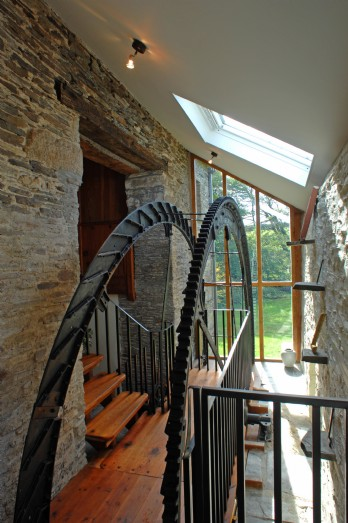 luxury Self-catering watermill Tintagel