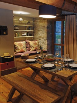 luxury self-catering holiday house Tintagel