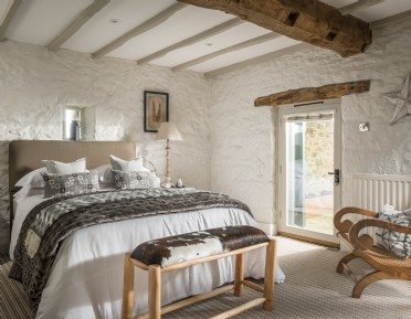 Luxury self-catering cottage in Lustleigh