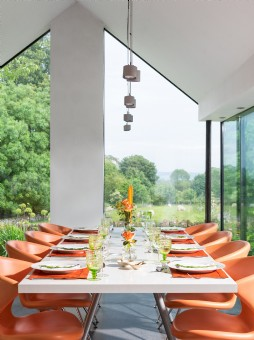 Luxury self-catering manor house near Cheltenham in the Cotswolds