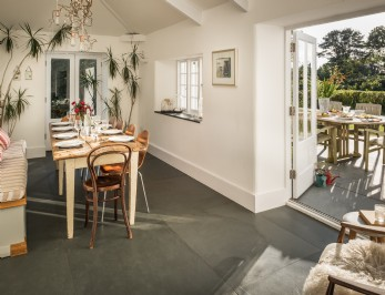 Luxury self-catering holiday home in St Newlyn East, Cornwall