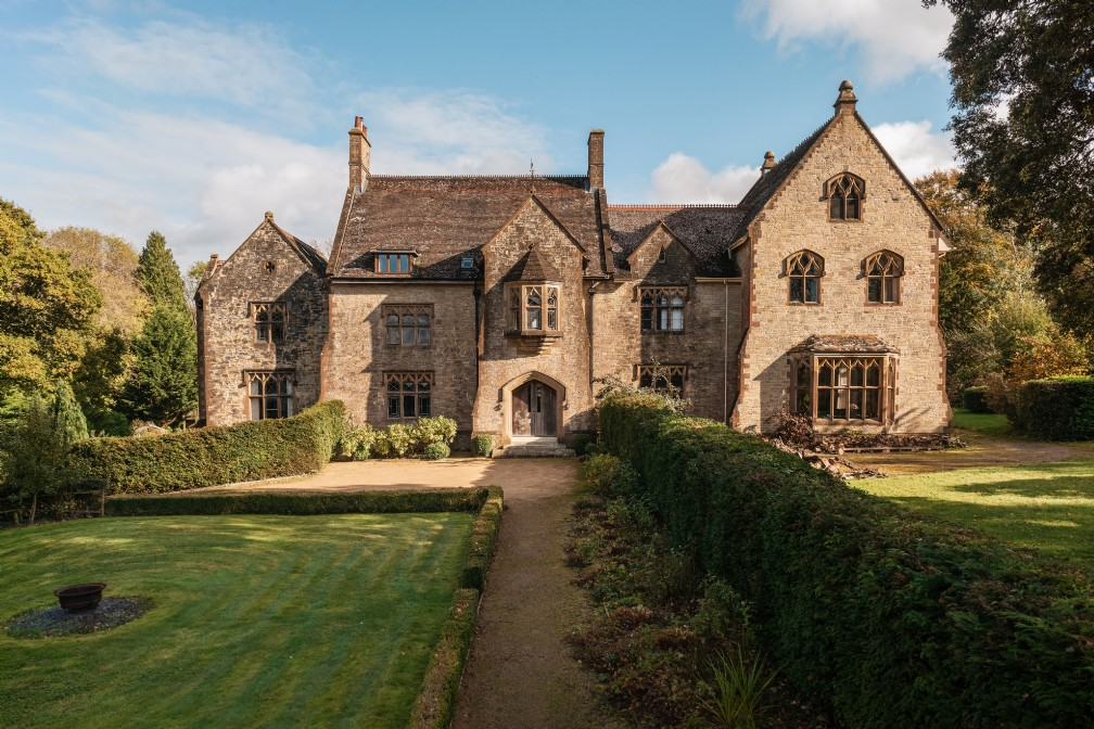 Grade-II Listed Country Manor For Sale | Axminster, Devon