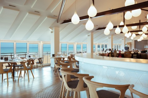 Jamie Oliver´s Fifteen Cornwall, Watergate Bay