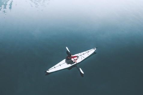 Canoe, Ullswater Lake