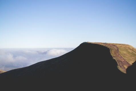 Hike the Brecon Beacons