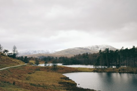 Tarn Hows and Coniston