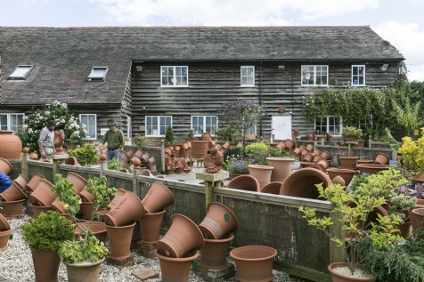 Tour of Whichford Pottery