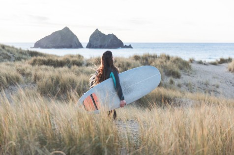Holywell Bay School of Surf