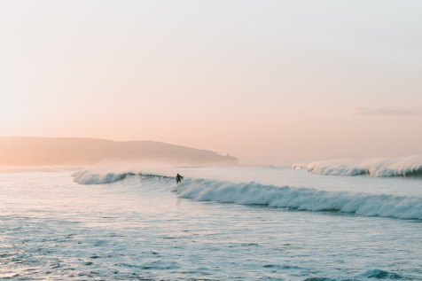 Surf Lessons with Nick Thorne, Croyde