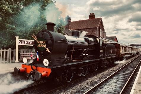 Steam train rides, Tenterden