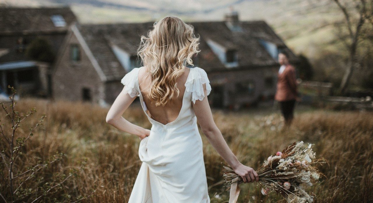 Weddings at Charity - Self-catering accommodation in Black Mountains, Herefordshire