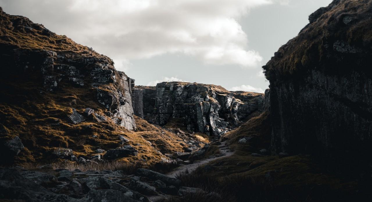 Dramatic Cliff Face | Coastal Retreats