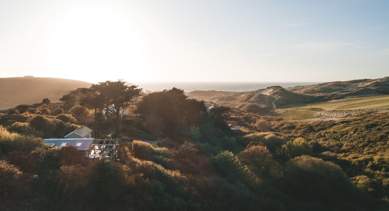 The Limit | Self-Catering Accommodation in Holywell Bay, Cornwall