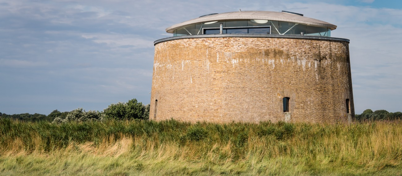 The Found - Unique Self-Catering Luxury Holiday Home in Bawdsey, Suffolk
