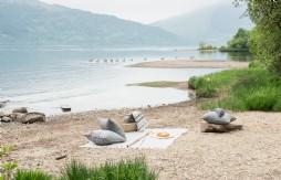 Luxury coastal self-catering