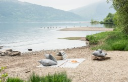 Luxury self-catering coastal home Trevalga