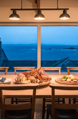Private gourmet home stay dining experiences in the UK