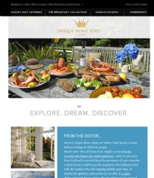 The Intrigue of Luxury - May Newsletter 2013