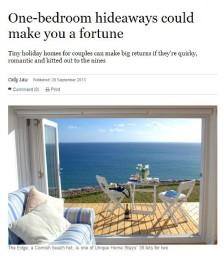 One-bedroom hideaways