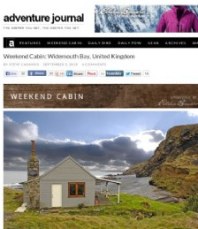 Weekend Cabin: Widemouth Bay, United Kingdom