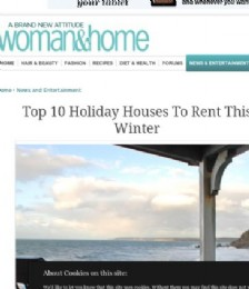 Top 10 Holiday Houses to Rent This Winter