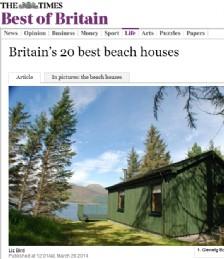Britain´s 20 Best Beach Houses