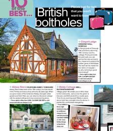 Ten of the Best British Boltholes