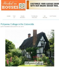 Pollyanna Cottage in the Cotswolds