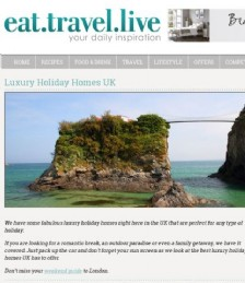 Luxury Holiday Homes UK